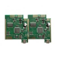6 Layers Turnkey PCB Assembly Immersion Gold Finishing 1.6mm Thickness RoHS
