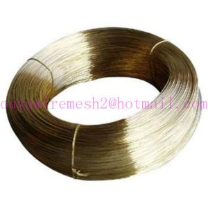 China brass wire factory on sale