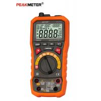 China 4000 counts Handheld Digital Multimeter Lux Sound Level And Frequency 5 In1 Measurement Tester on sale