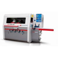 Automatic Moulder Woodworking Machine , 4 Sided Wood Planer Five Spindle For Solid Wood Door Frame