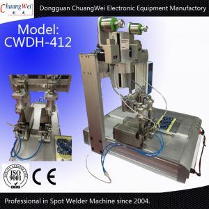 China 4 Axis Automatic Spot Welder Desktop soldering robot Spot Welder on sale