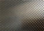 750mm Aluminum Sheet With Holes, Cyclone Screens Perforated Aluminum Sheet Metal