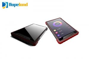 China Intelligent RFID Reader Tablet , Rugged Android Tablet With Memory 3G RAM 16G ROM on sale