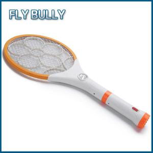 China CE ROHS approved rechargeable mosquito swatter mosquito racket with torch on sale