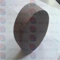 Titanium Powder Sintered Filter Discs
