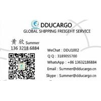 China Shipping goods from China to Australia door to door service. on sale