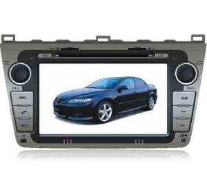China Multimedia GPS Car Navigation System With SD Card Slot And USB Port on sale