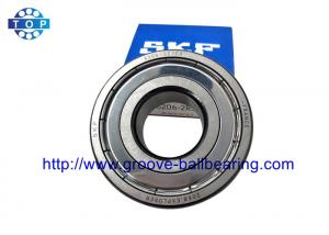 China SKF Deep Groove Ball Bearing 6306-2Z/C3, Radial Ball Bearing 6306ZZ, Size 30x72x19mm on sale