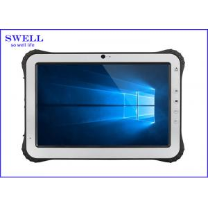 China IP65 Rugged 10 Inch Windows Tablet GPS 3G Quad Core 1.8GHz NFC Function on sale