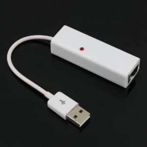 China USB 2.0 Ethernet Adapter on sale