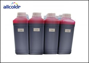 China Waterproof Dye Sublimation Ink 1L Epson / Mimaki / Mutoh Printer Compatible on sale