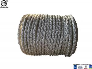 China supply 3/8/12/24 strand and double braided nylon rope on sale