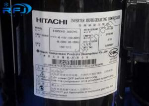 China Highly rotary refrigerant hitachi ac compressor E405DHD-38D2YG with R410 on sale