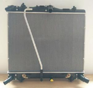 China Car OEM 1640030171 1640030170 Toyo ta Hiace Bus Box Aluminum pa66 gf30 Auto Radiator on sale
