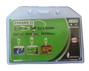 China Владельец карточки PVC on sale