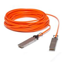 40GBase AOC QSFP+ direct-attach Active Optical Cable, 3-meter