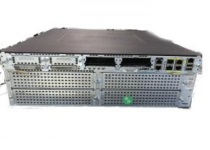 China SPE100 3GE Ports Used Cisco Router 3925/K9 2 SFP-Based Ports Optional Firewall on sale