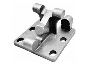 China 1030 1045 Common Sand Casting Components Sanding Cast Iron Carbon Steel on sale