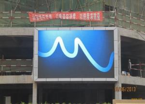 China Energy Saving Outdoor Advertising Billboard Display Advertising P10 LED Video Wall on sale