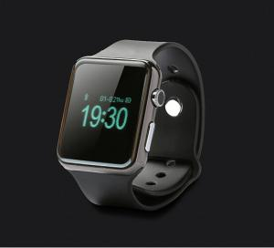 China Touch Screen Smartphone Child Gps Tracker Wrist Watch With Bluetooth For Men on sale