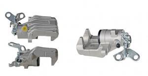 China Right Brake Caliper fits AudiA3 Seat Skoda Rear Brake Disc for OE 1K0615424A/1K0615424D/1K0615424J on sale