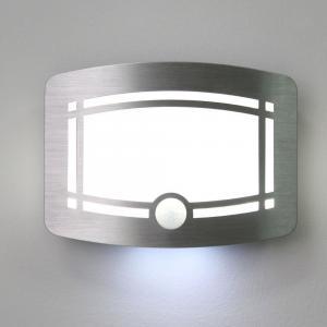 China Aluminum Case Wireless Battery Powered LED Wall Light on sale