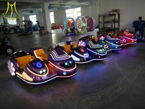 China Hansel amusement park game machine ride on fiberglass motor bike on sale