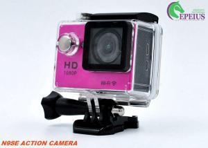 China 1080P HDMI 4k Helmet Mounted Camera, N9 Water Resistant Action Digital Camera 900mAh on sale