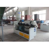 China Polyethylene / PE Pipe Extrusion Line Single Screw Extruder  Diameter Range 20 - 630mm on sale