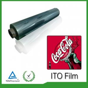 China China ito film conductive ito film for electroluminescent panel on sale