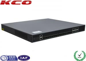 China GPON OLT 8 PON FTTH Active Fiber Optic Equipment Support 512 / 1024 End Users KCO-G8608T on sale