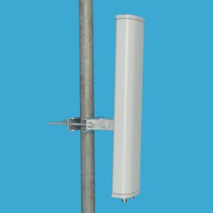 China 3.5GHz 15dBi 65 Degrees Dual Polarized Wimax Antenna Directional Panel Antenna on sale