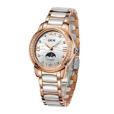 China Fashion Ceramic Quartz Watch on sale