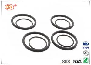 China Low / High Temp Resistant Viton O Rings Customized For Automobile Systems on sale