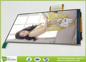 China Customizable FWVGA 480x854 5.0 Inch TFT LCD Display With RGB Interface supplier