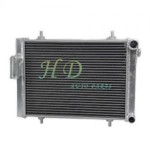 China Full Aluminum Racing Radiator  In 1979-1980 for  Triumph Spritfire 3 Row on sale