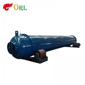 China Single Gas Boiler Mud Drum Natural Circulation For Textile Industry on sale