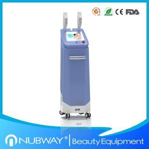 China Big spot size ipl device shr elight best shr laser hair removal euipment on sale