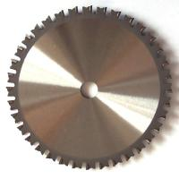 China TCT Metal cutting saw blades (cast iron,carton steel,stainless steel,pipe,etc) on sale