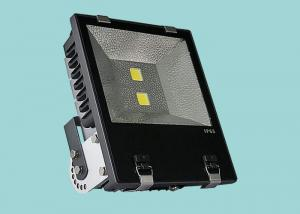 China Super Bright 100W 150W 200W Exterior outdoor led flood lights IP65 Waterproof Design Black Color led Landscape lighting on sale