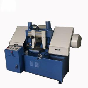 China GW4228 Precision Grinding Machine Semi Automatic Aluminium Cutting Band Saw on sale