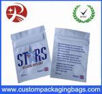 包装のプラスチックZiplock袋の草の香の袋をカスタム設計して下さい