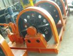 Dispatching Winch From Manufacturer