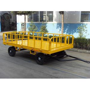Cargo Transportation Airport Ground Support Equipment 300 × 175 cm Platform