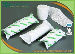 China White Medical Supplies Bandages , POP Plaster Of Paris Cast Bandage High Load on sale