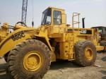 CAT 3406 Engine 270HP,Used Caterpillar 980C Wheel Loader With Powerful Engine