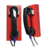 Auto dial public emergency telephone with stailness steel, wireless GSM programmed by SMS, weatherproof and anti vandal