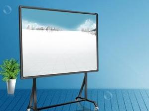 China Tacto Whiteboard interactivo elegante, mini tablero infrarrojo de cuatro puntos de I-Interactor on sale