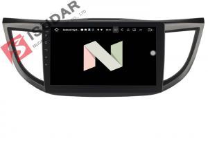 China Honda Crv Car Stereo Backup Camera Gps , Wireless Android Auto Car Head Unit on sale