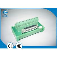 25 Pin Connector Interface Breakout Module Screw Connection To D-Sub JR-25TDC